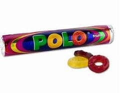 Nestle Polo Fruits (37g) BEST BEFORE 8/31/18
