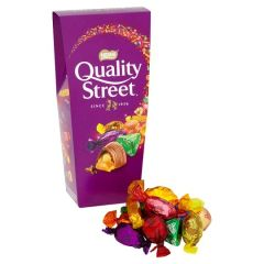 Nestle Quality Street Chocolate (265g)