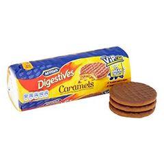 Mc Vities Digestive Caramel (267g)