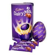 Cadbury Dairy Milk Egg Large (311g)