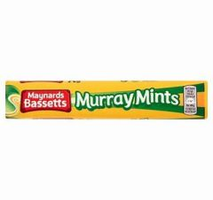 Bassetts Murray Mints roll pack (45g) - BEST BY 3/1/2019