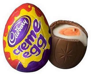 Cadbury's Crème Egg Single