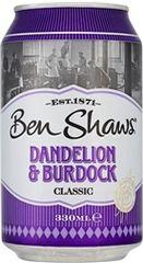 Benshaws Dandelion Burdock (330ml)