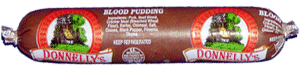 Donnelly Black Pudding (8oz)