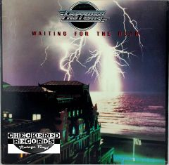 Vintage Fastway Waiting For The Roar US 1986 Columbia BFC 40268 Vintage Vinyl LP Record Album