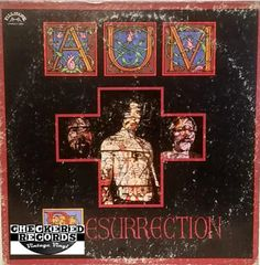 AUM Resurrection First Year Pressing 1969 US Fillmore Records ‎F 30002 Vintage Vinyl Record Album