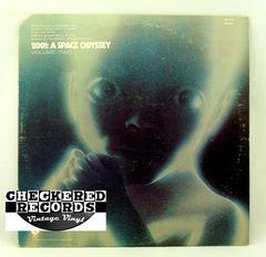 Vintage Various 2001: A Space Odyssey Volume Two MGM Records SE-4722 1970 NM Vintage Vinyl LP Record Album