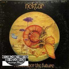 Nektar Remember The Future 1974 US Passport Records PPS-98002 Vintage Vinyl Record Album