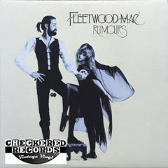 Fleetwood Mac Rumours First Year Pressing Textured 1977 US Warner Bros. BSK 3010 Vintage Vinyl Record Album