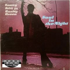 Vintage Sonny Stitt & Bunky Green Soul In The Night 1977 US Cadet LPS-770 Vinyl LP Record Album
