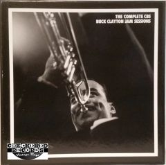 Vintage Buck Clayton The Complete CBS Jam Sessions Box Set Numbered 950/5000 Vintage Vinyl LP Record Albums