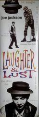 Vintage 1991 Joe Jackson Laughter & Lust Promotional Poster