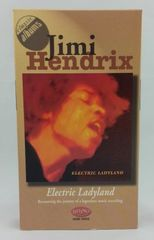 Vintage Jimi Hendrix Electric Ladyland 1997 US Rhino Home Video ‎R3 2386 Vintage VHS Video Cassette Tape