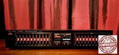 Vintage Fisher Studio Standard EQ-274 10 Band Equalizer EQ Tested