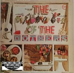 Vintage Frank Zappa And The Mothers Of Invention The Mothers Of Invention The **** Of The Mothers First Year Pressing 1969 US Verve Records V6-5074 V6-5074X Vintage Vinyl LP Record Album