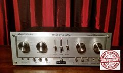 Vintage Marantz 1122DC Integrated Stereo Console Amplifier Tested