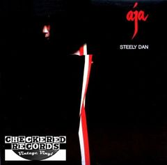 Vintage Steely Dan Aja First Year Pressing 1977 US ABC Records AB 1006 Vinyl LP Record Album