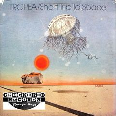 Vintage Tropea Short Trip To Space First Year Pressing 1977 US Marlin MARLIN 2204 Vintage Vinyl LP Record Album