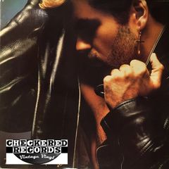 George Michael Faith First Year Pressing 1987 US Columbia OC 40867 Vintage Vinyl Record Album