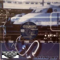 Chris Jackson Shape Shifting 2000 Catalyst Recordings CAT 212 Vintage Vinyl Record Album