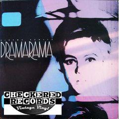 Vintage Dramarama Cinéma Vérité With Liner Notes Sheet Questionmark Records QM008 1985 US Vintage Vinyl LP Record Album