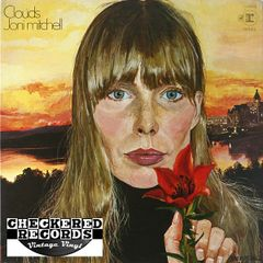 Joni Mitchell Clouds 1970 US Reprise Records RS 6341 Vintage Vinyl Record Album