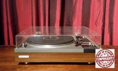 Vintage 1976 Pioneer PL-115D Turntable