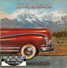 Vintage 38 Special Special Delivery First Year Pressing 1978 US A&M Records SP-4684 Vintage Vinyl LP Record Album