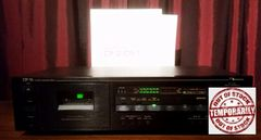 Nakamichi CR-1A Two Head Stereo Cassette Deck Tape Deck