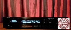 Vintage Denon TU-800 High Quality AM/FM Tuner Tested