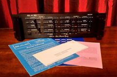 Vintage Scientific Audio Electronics SAE 1800 Parametric Equalizer