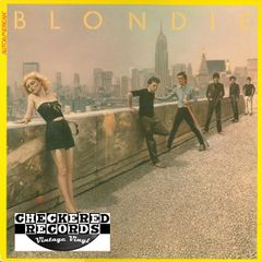 Vintage Blondie ‎AutoAmerican First year Pressing 1980 US Chrysalis CHE 1290 Vintage Vinyl LP Record Album