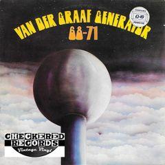 Vintage Van Der Graaf Generator 68-71 First Year Pressing 1972 UK Import Charisma CS 2 Vinyl LP Record Album