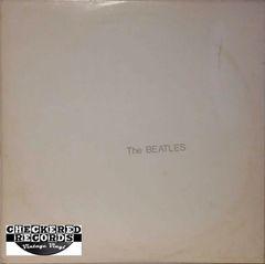 The Beatles The Beatles White Album 1983 US Capitol Records SWBO 101 Vintage Vinyl Record Album