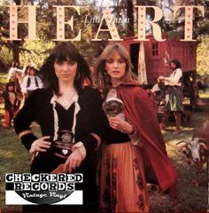 Heart Little Queen First Year Pressing 1977 US Portrait JR 34799 Vintage Vinyl Record Album