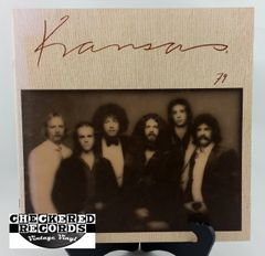Original 1979 Kansas Monolith Concert Tour Program Book