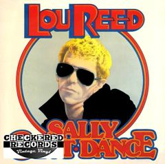 Lou Reed Sally Can't Dance First Year Pressing 1974 US RCA Victor CPL1-0611 Vintage Vinyl Record Album