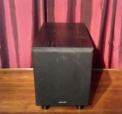 Vintage POLK AUDIO PSW50 Powered Subwoofer 100 Watt