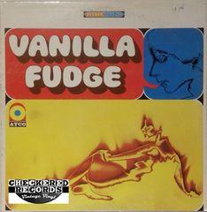 Vintage Vanilla Fudge Vanilla Fudge First Year Pressing 1967 US ATCO Records – SD33-224 Vinyl LP Record Album
