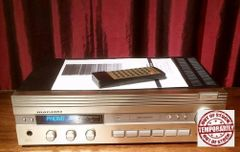 Vintage Gold Marantz High Current IA 2232 SG Gold Collector's Edition Integrated Amplifier