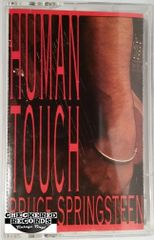 Vintage Bruce Springsteen ‎Human Touch 1992 US Columbia ‎CT 53000 Cassette Tape