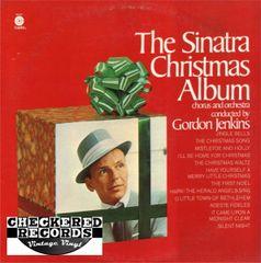 Frank Sinatra The Sinatra Christmas Album 1975 US Capitol Records SM-894 Vintage Vinyl Record Album