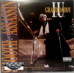 Vintage Grand Daddy I.U. Smooth Assassin First Year Pressing 1990 US Cold Chillin' 1-26341 Vintage Vinyl LP Record Album