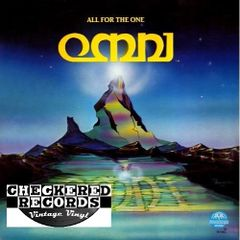 Vintage Omni All For The One Fountain Records FR-3-822 US 1982 First Year Pressing Vintage Vinyl Record Album