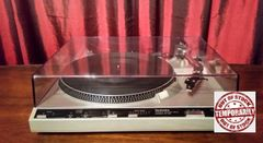 Vintage Technics SL-230 Frequency Generator Servo Turntable Tested