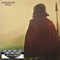 Wishbone Ash Argus 1972 US Decca DL 7-5347 Vintage Vinyl Record Album