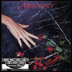 Vintage Ministry ‎With Sympathy First Year Pressing 1983 US Arista ‎ AL 6-8016 Vinyl LP Record Album