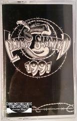 Vintage Lynyrd Skynyrd 1991 US Atlantic 7 82258-4 Cassette Tape