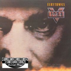 Vintage Eurythmics 1984 (For The Love Of Big Brother) First Year Pressing 1984 US RCA ABL1-5349 Vinyl LP Record Album
