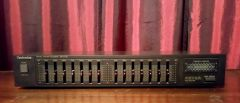Vintage Technics SH-Z170 Seven Band Stereo Graphic Equalizer EQ Tested